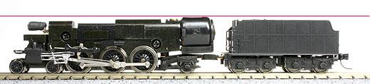 C52(8201)の動力