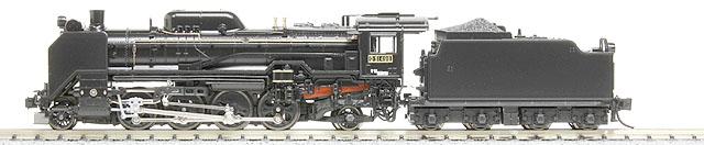 KATO D51 498