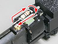Nゲージ 9600+抵抗スイッチ