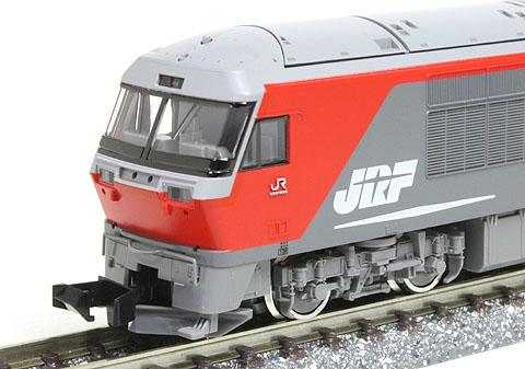 DF200機関車 先頭部