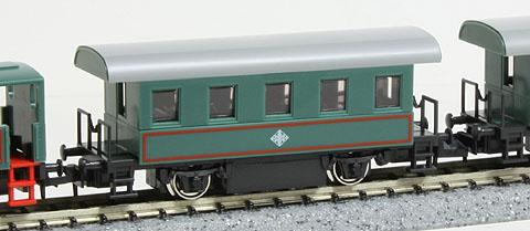 新動力版チビ客車
