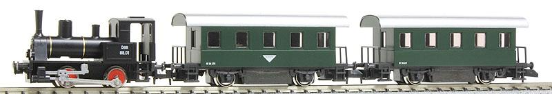オーストリア連邦鉄道BR88