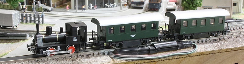 新動力にしたBR88列車