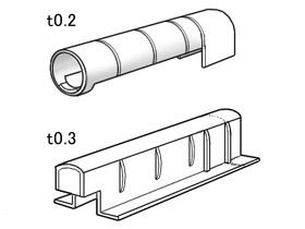 紙のボイラー構造