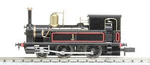 1号機関車(保存車)