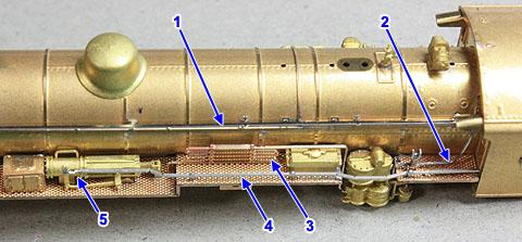 公式側の配管2