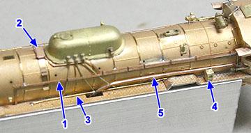 ボイラー公式側パーツ(2)