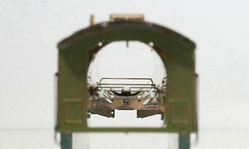 ランボードの水平の確認