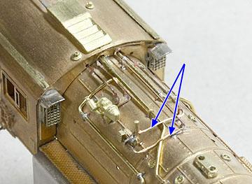 ATS発電機配管