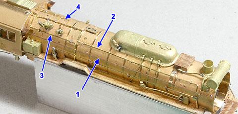 ボイラー非公式側パーツ(3)