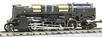 D51 498の動力