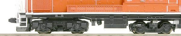 DD51 800(トミックス)