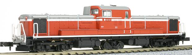 DD51 1 標準色・秋田機関区(マイクロエース)