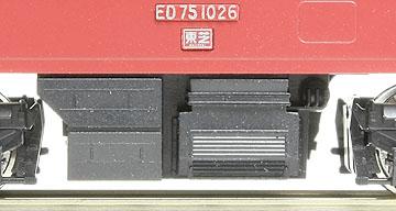ED75 700 ライト