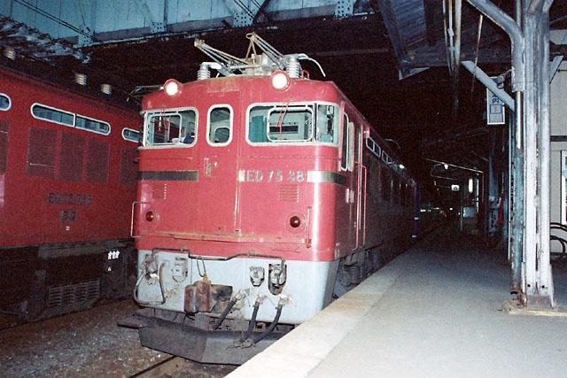 ED75 青森駅