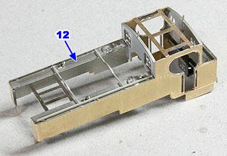 タンク上板の固定