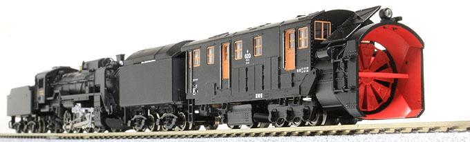 D51とキ620