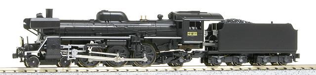 C57 180門鉄デフ
