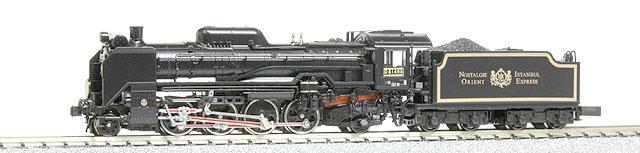D51 498 オリエントエクスプレス'88